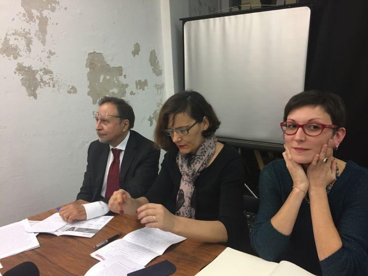 Lada Žigo a Udine presenta Roulette con Elisa Copetti