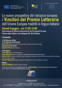 EUPL - incontro romanzo europeo