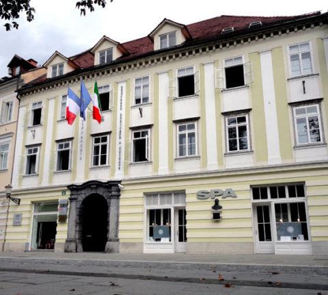 Istituto italiano di cultura Lubiana