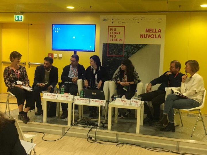 Dieci anni di Premio letterario dell'Unione Europea: si fa il punto a Più Libri Più Liberi