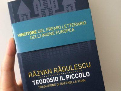 Răzvan Rădulescu presenta «Teodosio il piccolo» al Salone del Libro di Torino