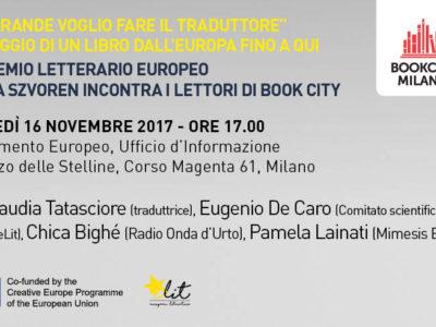 Raccontare l'Europa con la letteratura: l'Ungheria di Edina Szvoren a Bookcity Milano