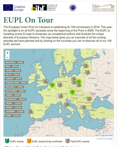 EUPL On Tour
