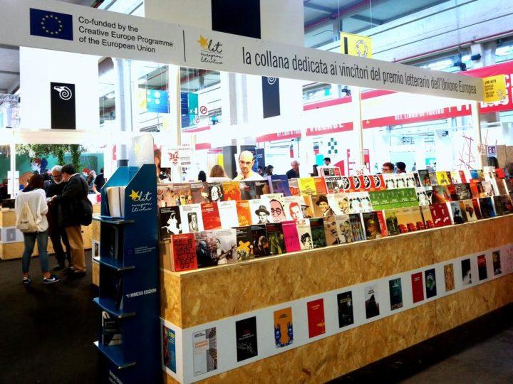 e-Lit al Salone del Libro di Torino