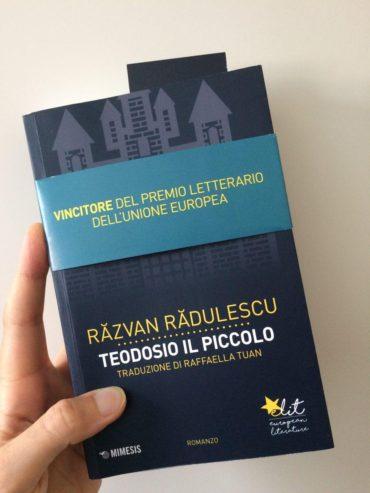 Răzvan Rădulescu a Torino con «Teodosio il Piccolo»