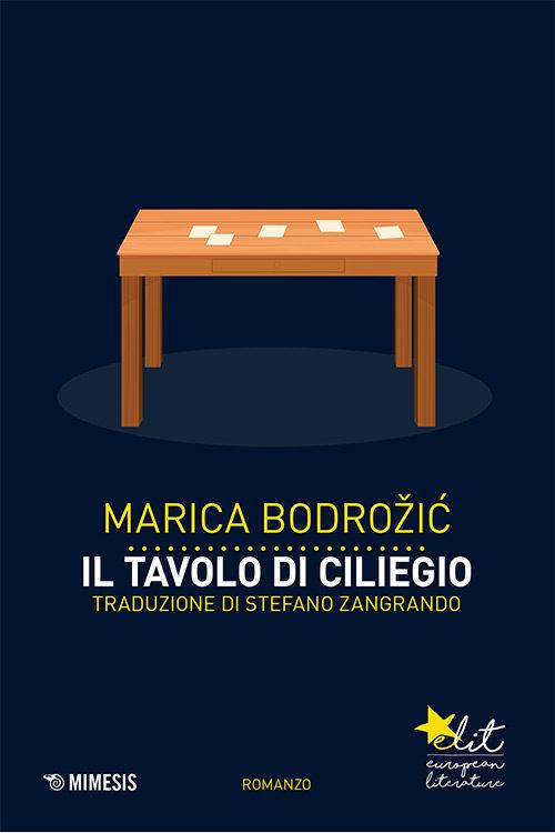 Marica Bodrožić, Il tavolo di cilegio